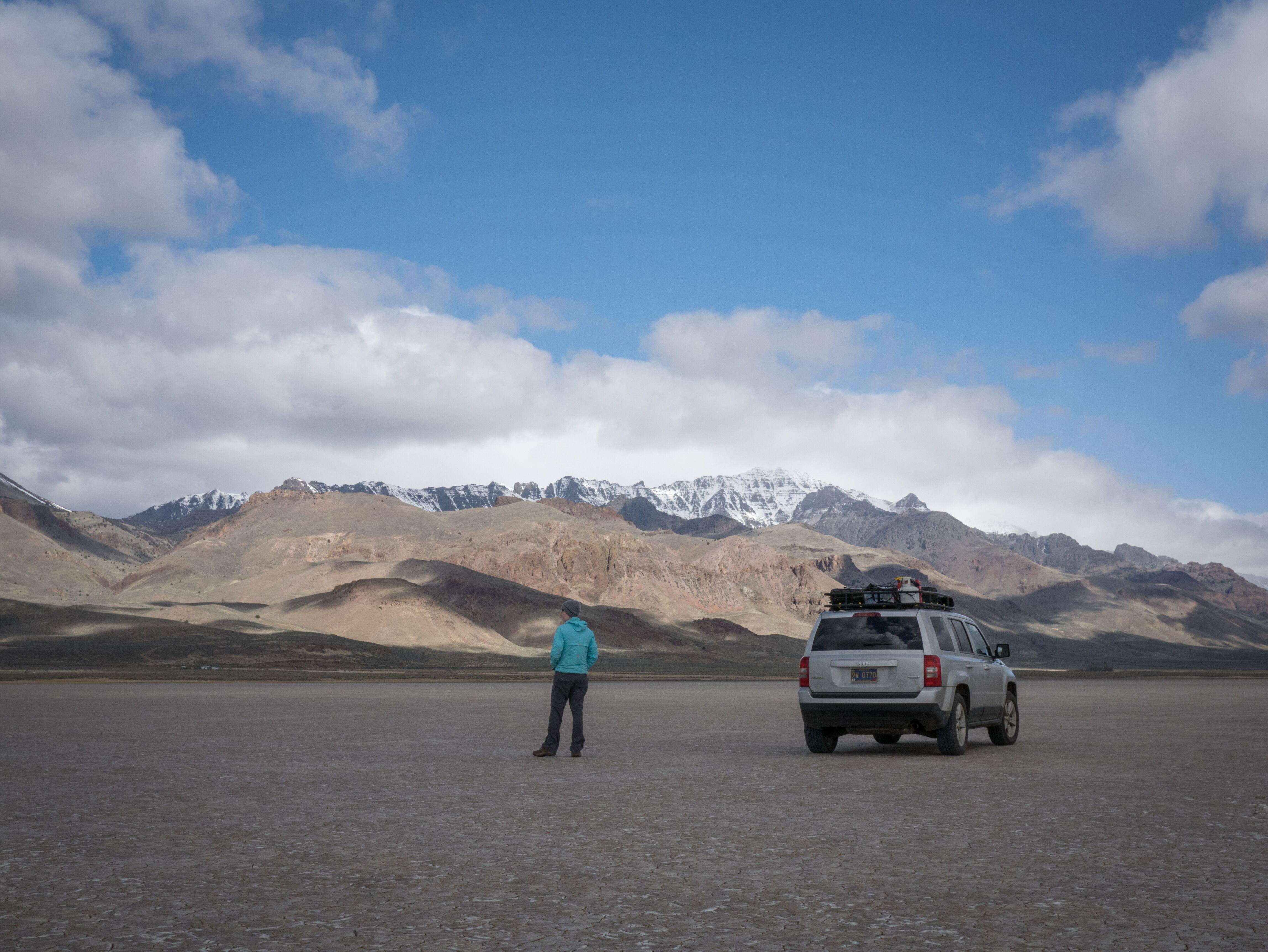 Alvord Desert, Oregon, USA